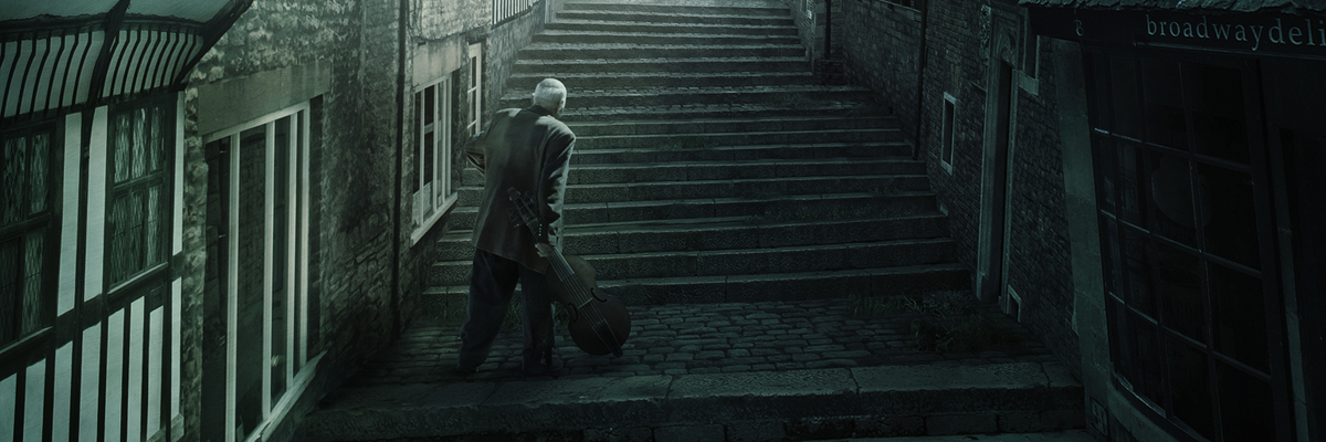 The Music of Erich Zann / Erich Zann muzsikája